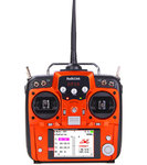 10 channel remote control with receiver R10D and PRM-01 (Orange)