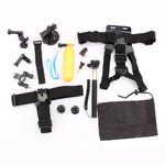9 in 1 accessories  Kit for Gopro Hero4/3+/3/2/1