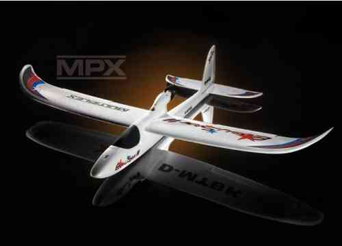 Avion Multiplex EASY STAR II con alerones