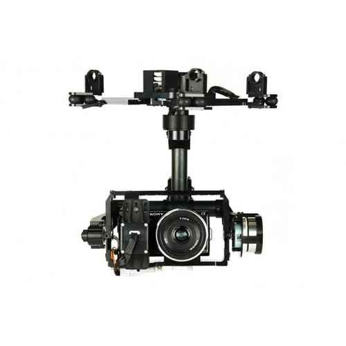 Zenmuse Z15 3-axis Gimbal Profesional for Nex-7 with Sony 16mm