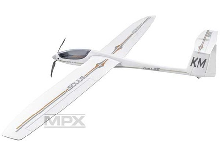 Avion Multiplex Solius ARF