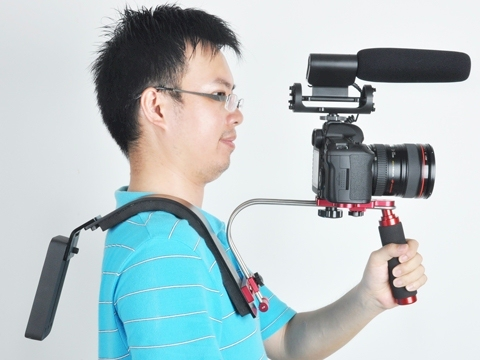 Shoulder Support SevenOak SK-R01 with Tripod fixing