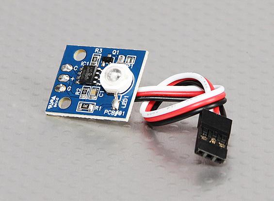 LED PCB Strobe Green 3 3~5 5V