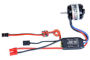 Set motor COMPACT 345 ideal para easy glider...