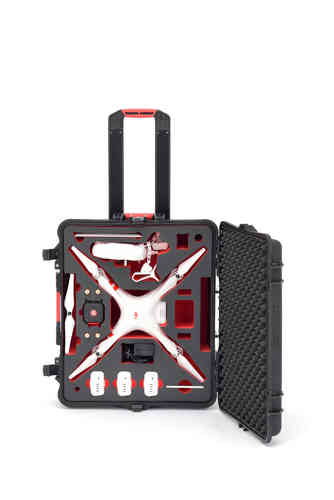 profesional case for DJI PHANTOM 2 or vision Drone