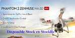 PHANTOM 2 V2 ZENMUSE H4‐3D EDITION