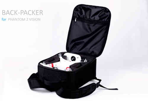 Back-Packer for Phantom DJI FOR ALL VERSION