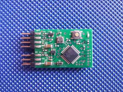 Flight logger without gps