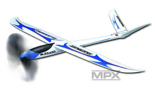 Avion Multiplex BK Blizzard