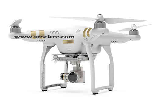 DJI Phantom 3 Profesional Camera 4K + Extra Battery + Back-Packer