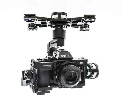 DJI Z15-A7 Gimbal (Suit for Sony A7S/ A7R)