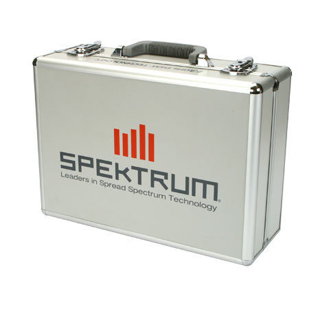 Spektrum Deluxe Transmitter Case, Aircraft