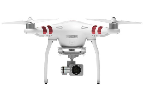 DJI Phantom 3 Standard 2.7K HD videos and 12 Megapixel