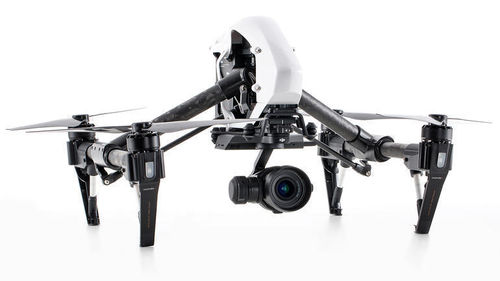 DJI Inspire 1 X5 pro with 1 Remote Controller with case