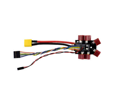 Hexacopter Power Distribution Board