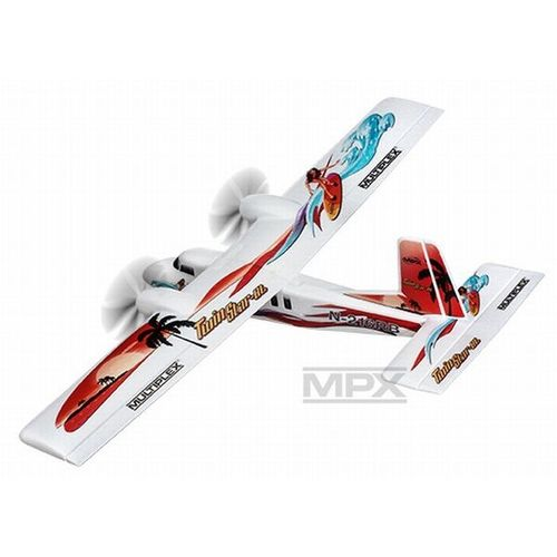 Avion Multiplex KIT TwinStar BL Summertime