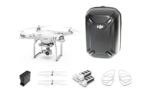 Phantom 3 Advanced Everything You Need Kit (Hardshell Backpack) 4 baterry en total