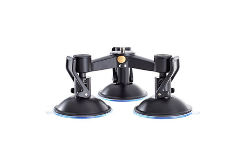 OSMO PART 36 Triple Mount Suction Cup Base