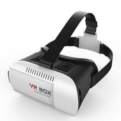 VR BOX 3D Video Glasses - For 4.7 To 6 Inch IOS and Android Smartphone, Adjustable Interpupillary Di