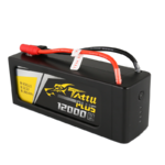 Tattu Plus 12000mAh 22.2V 15C 6S1P Lipo Smart Battery Pack