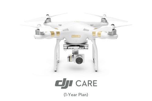 DJI Care (Phantom 3 4K) 1-Year Plan