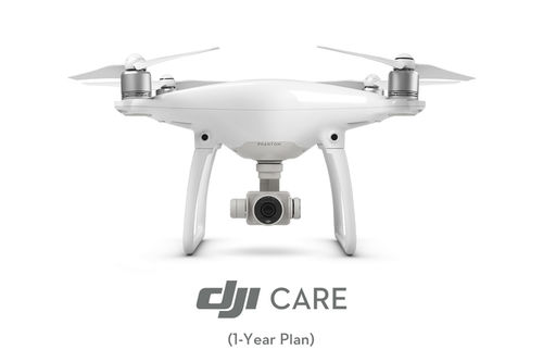 DJI Care (Phantom 4) 1-Year Plan