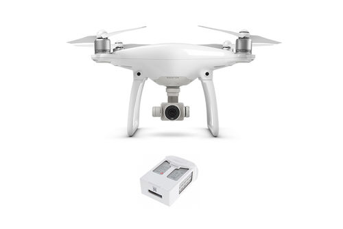Phantom 4 dji + 1 extra battery Free