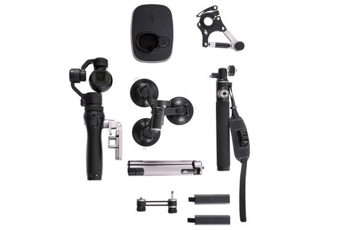 OSMO DJI + Osmo Sport Accessories Kit