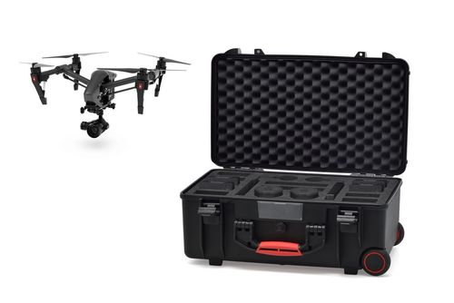Profesional Case for inspire 2, just for battery an charger