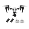 DJI Inspire 1 Pro / Raw  with two Remote Controllers, + Two Extra SSD & Lens and case