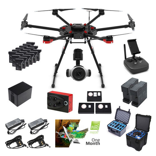 DJI Matrice 600  (M600 Pro) AGRAS PRO - Complete Ready to Fly Agriculture Starter Package
