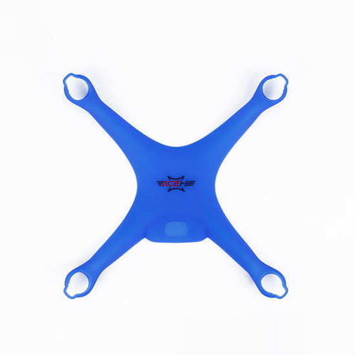 Protector de silicona para DJI Phantom 4 Blue color