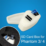 DJI Phantom 3/4 SD Card Storage Box