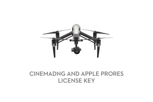 CinemaDNG and Apple ProRes License Key