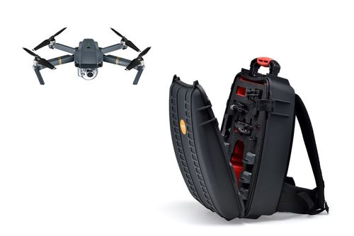 HPRC3500 BLACK FOR DJI MAVIC