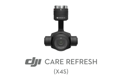 DJI Care Refresh (Zenmuse X4S)  Plan 1 año
