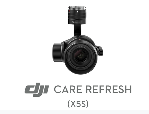 DJI Care Refresh (Zenmuse X5S) Plan 1 año