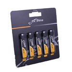 For inductrix Tattu 220mAh 3.7V 45C 1S1P Lipo Battery Pack with EFLITE Plug(5 pcs/pack)