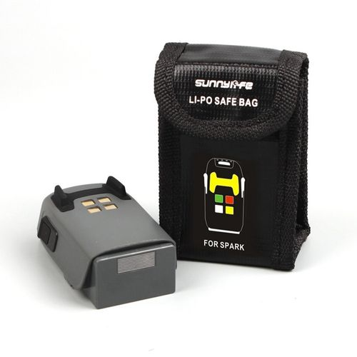 LiPo Protective Bag for DJI Spark(For 1 battery)