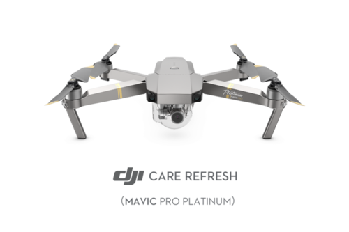 DJI Care Refresh (Mavic Pro Platinium) Plan 1 año