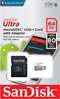 Sandisk Ultra 533x 64Gb memory card