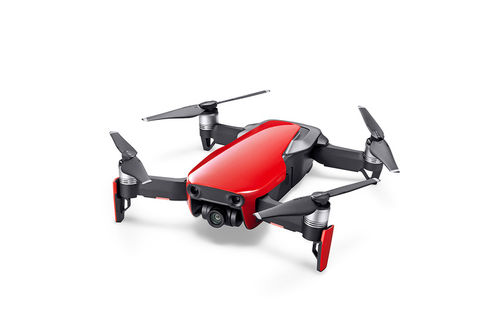 DJI Mavic Air Fly More Combo Rojo Fuego