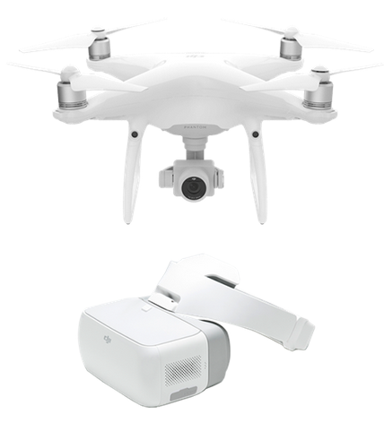 Phantom 4 Advanced & DJI Goggles