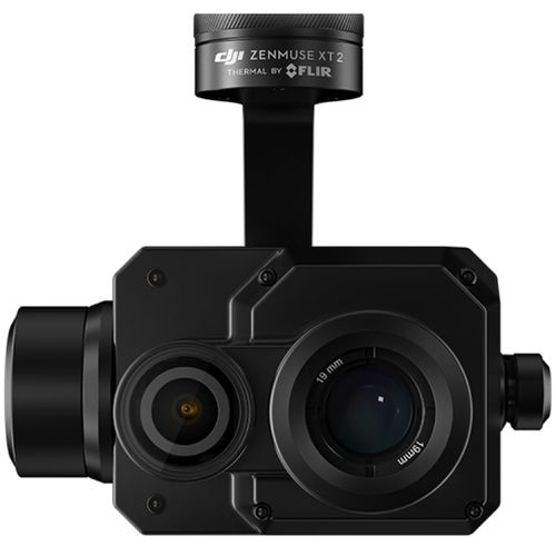 Zenmuse XT2 30Hz 336 × 256 Lens Models 09mm Radiometric Temperature