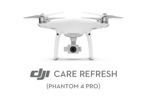 DJI Care Refresh (Phantom 4 Pro) Plan 1 Año