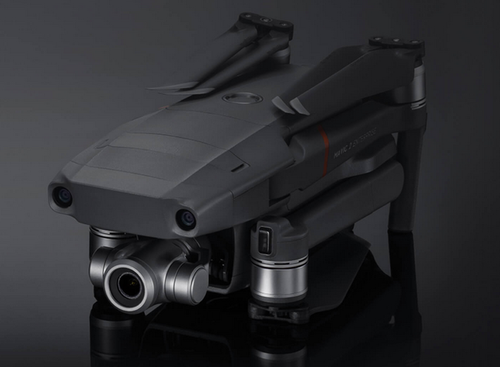 Mavic 2 Enterprise(Zoom) con DJI Smart Controller