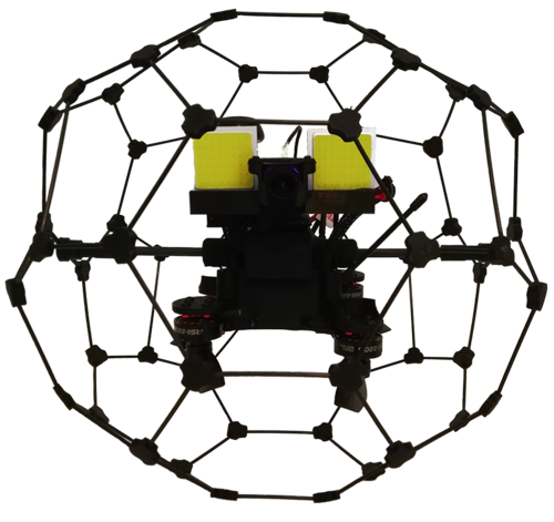 UAVIEW Inspection Drone