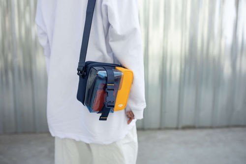 DJI Mini Bag (Blue & Yellow)